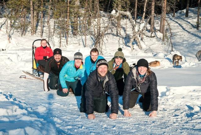 Finland_Lapland_Hut_Mushing-Gruppenbild